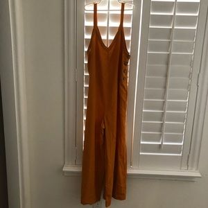 Urban Outfitters full pant jump suit